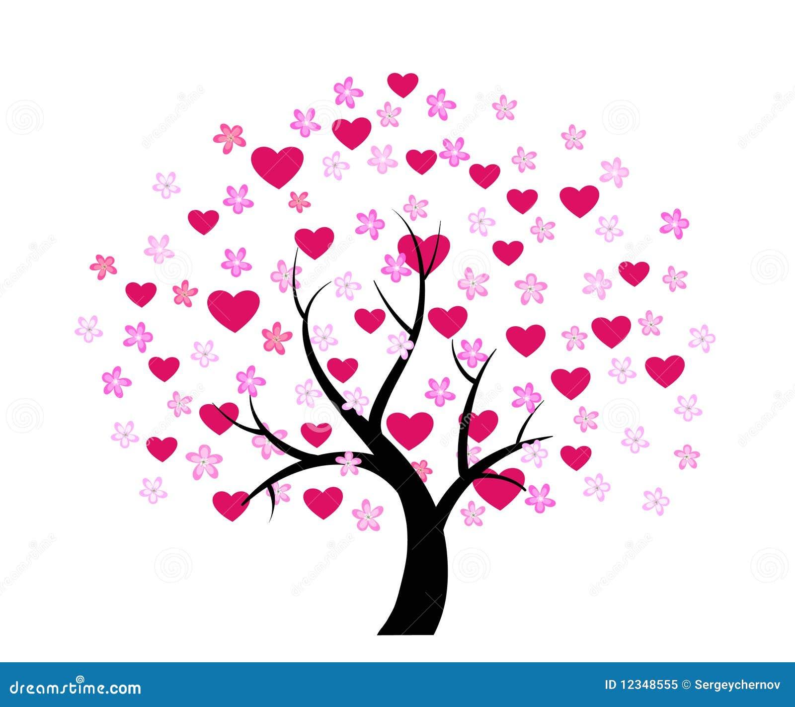 Day Valentine Tree