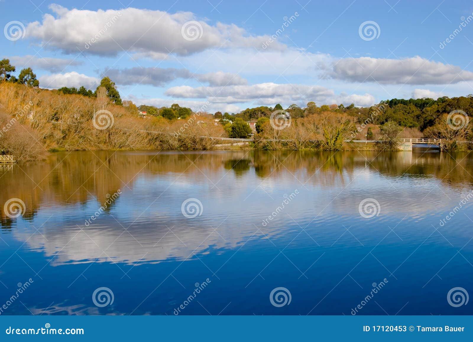 Daylesford Lake, Australia