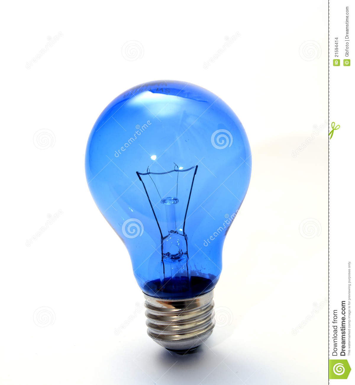 Daylight bulb stock photo. Image of glowing, brilliant ...