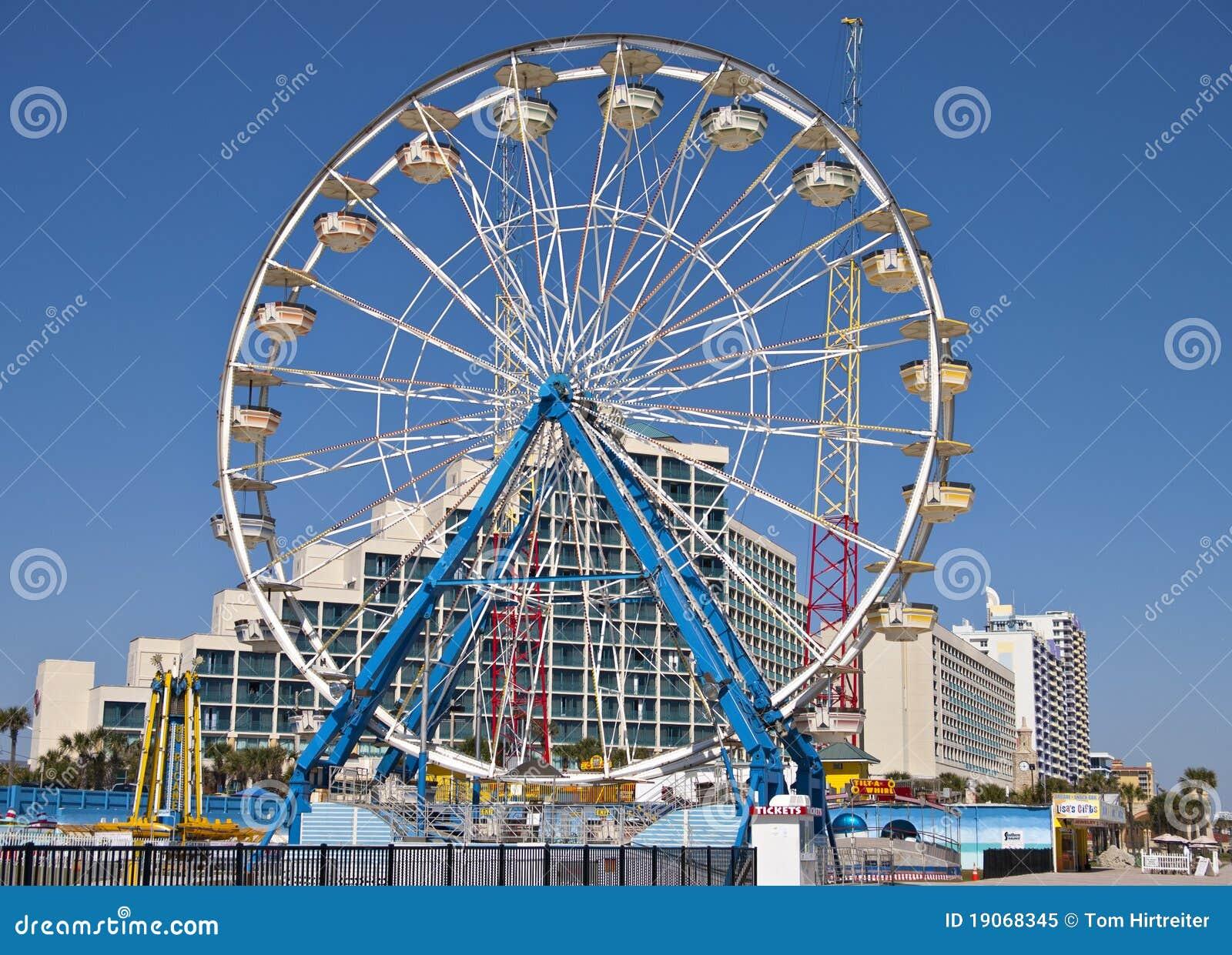 Ferris Wheel Daytona Beach Fl