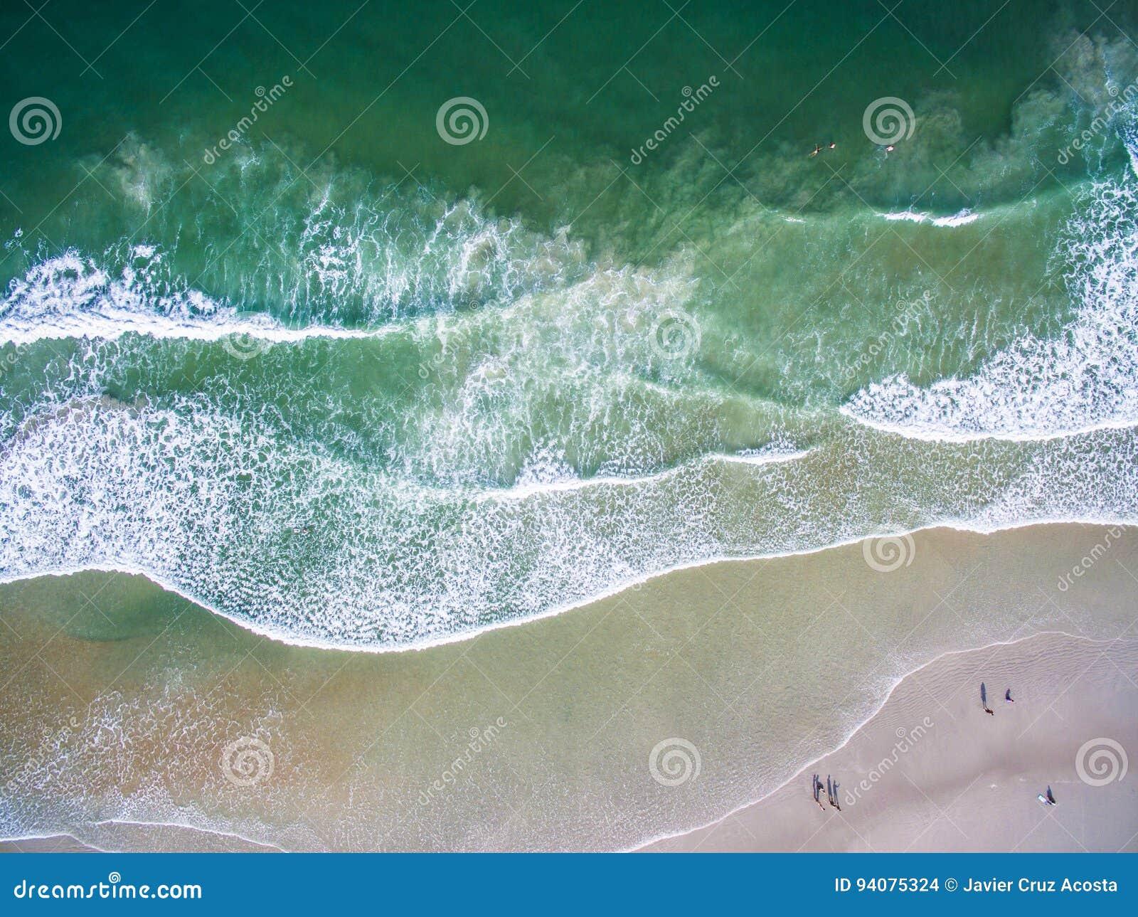 Daytona Beach van de lucht