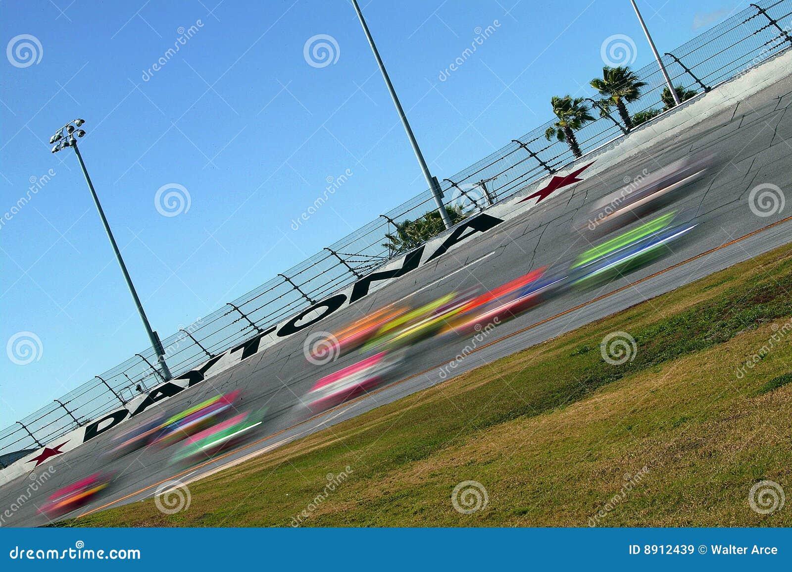 Daytona International Speedway Editorial Stock Image Image Of Race Nncs 8912439