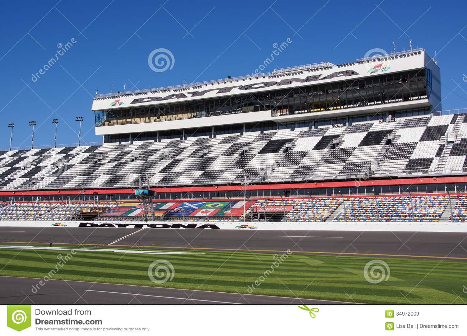 Daytona Motor Speedway Seating Chart Impremedia Net