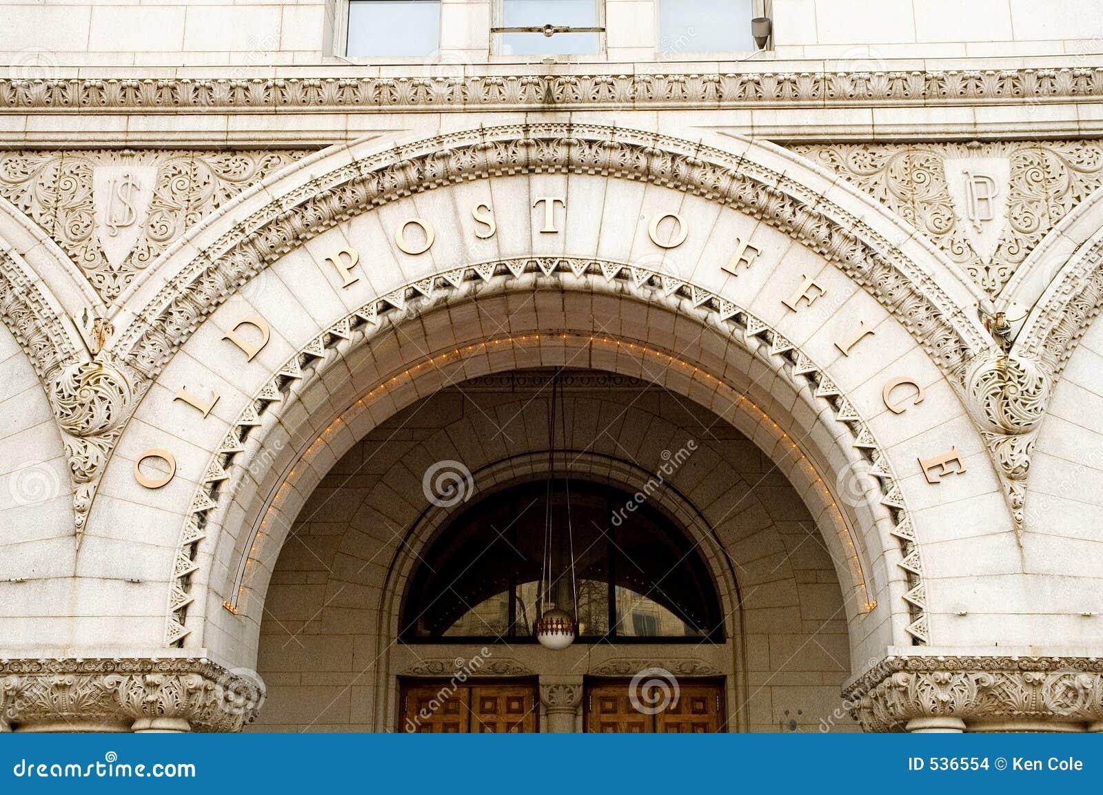 Download Dc办公室老过帐华盛顿 库存照片. 图片 包括有 地标, 艺术, 邮件, 历史, 艺术性, 办公室, 有历史 - 536554