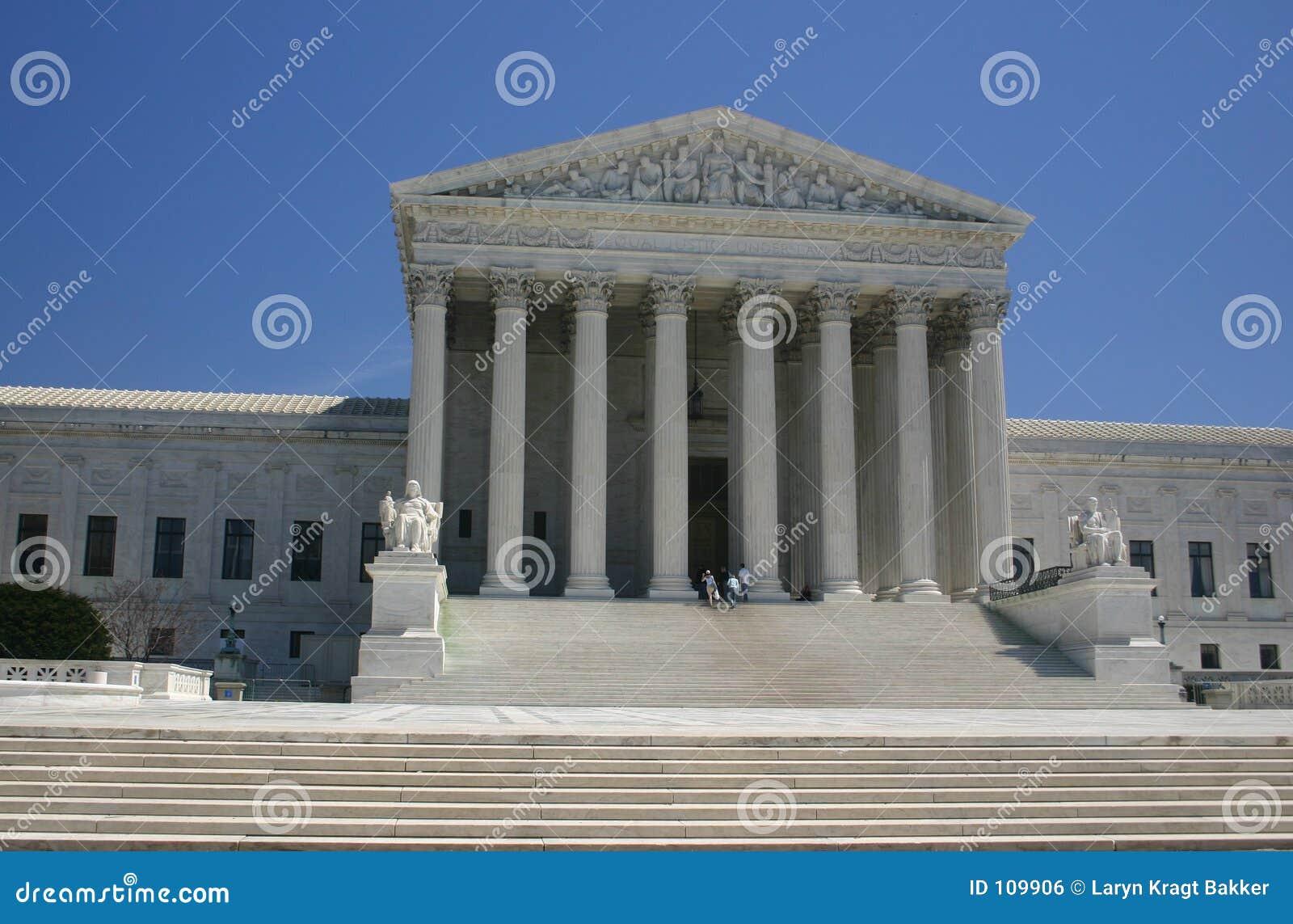 Dc sądu najwyższego wstaje Washington