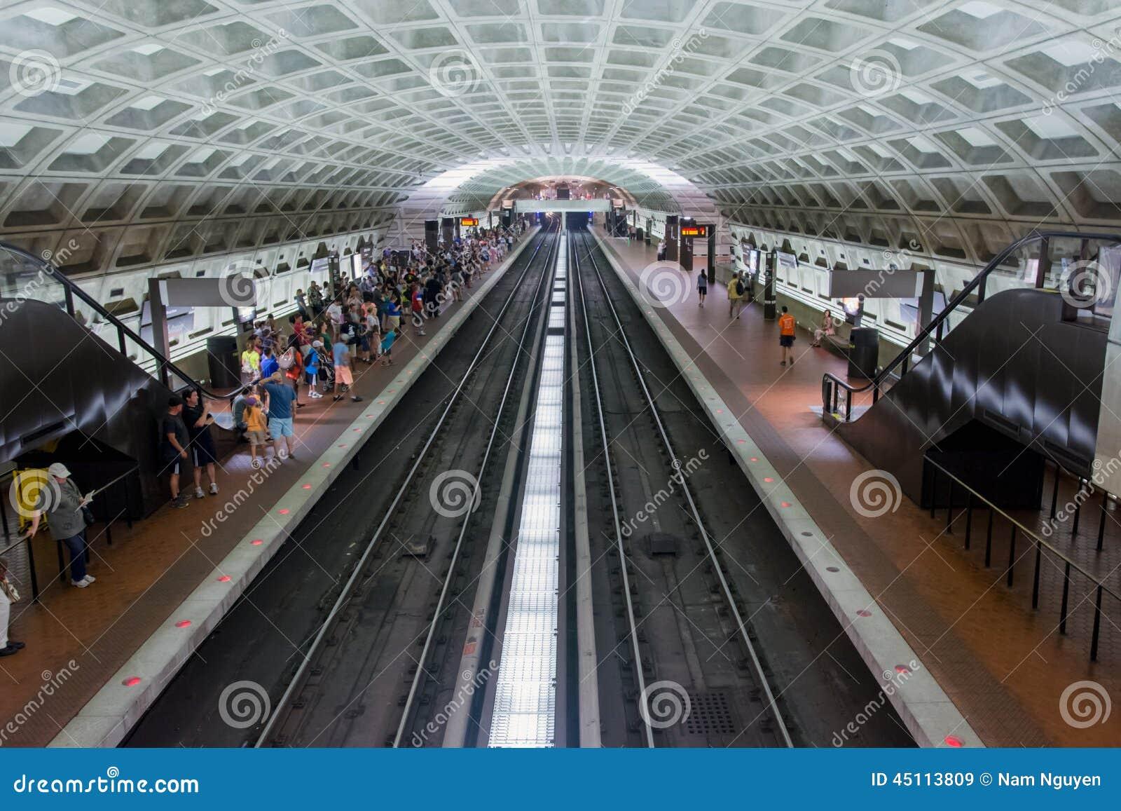 Dc stacja metru Washington