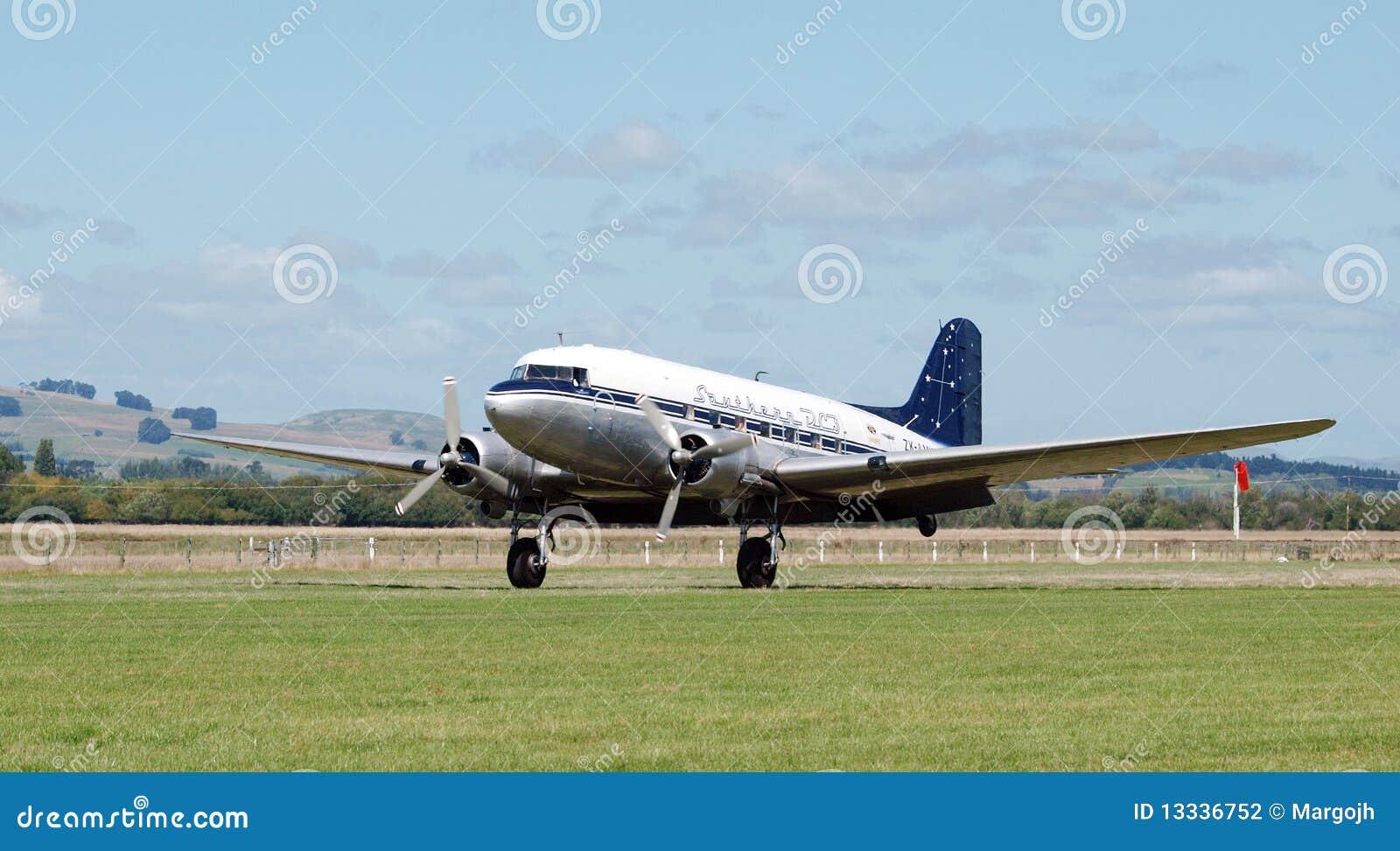 Dc3 lądowanie