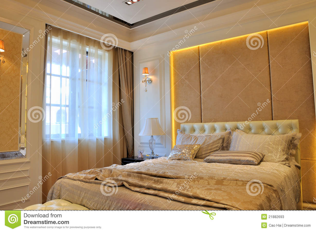 Chambre a coucher simple photos de conception de maison for Modele de chambre a coucher simple