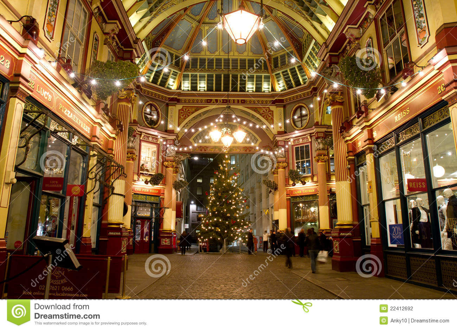 #B24519 Décorations De Noël à Londres Photographie éditorial  5317 decorations de noel a londres 1300x957 px @ aertt.com