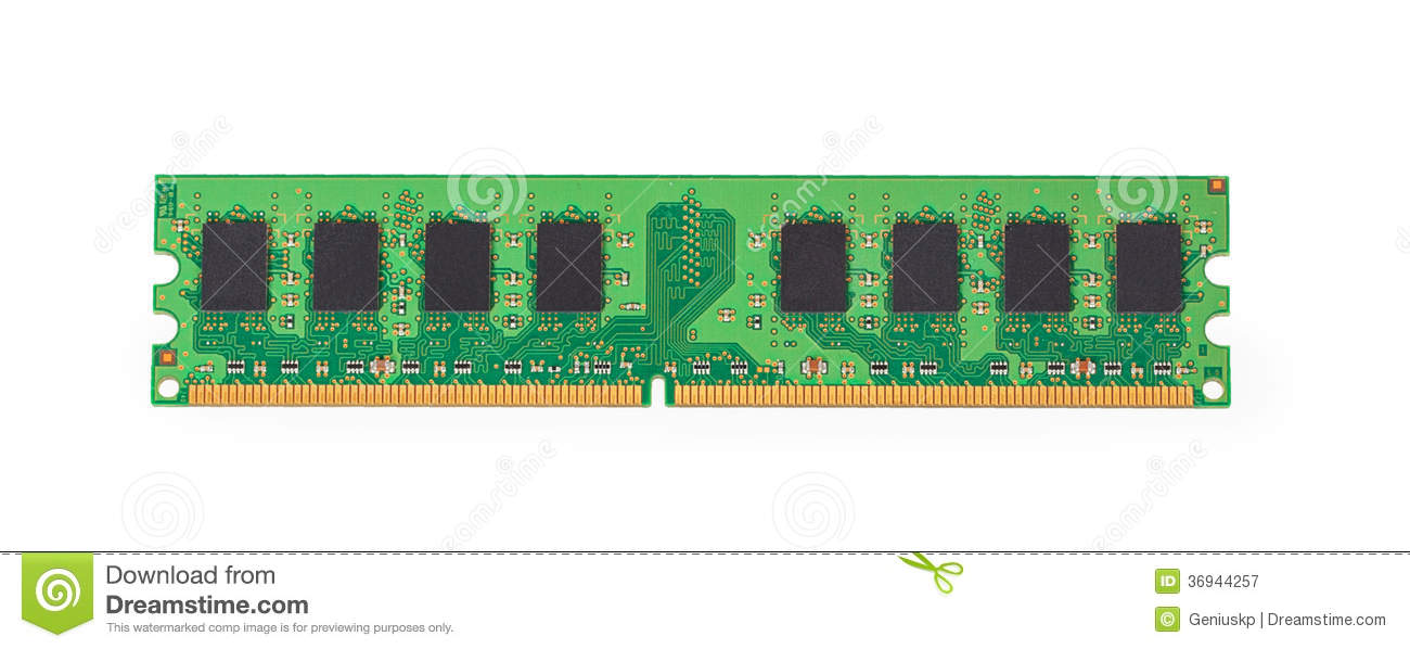 DDR2 geheugenmodule