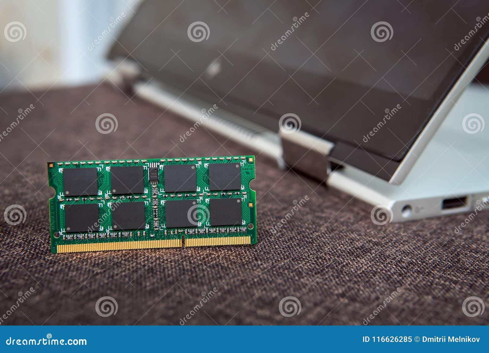 Ddr voor moderne gadgets De reparatie van de computer Verhoog de hoeveelheid geheugen voor de computer
