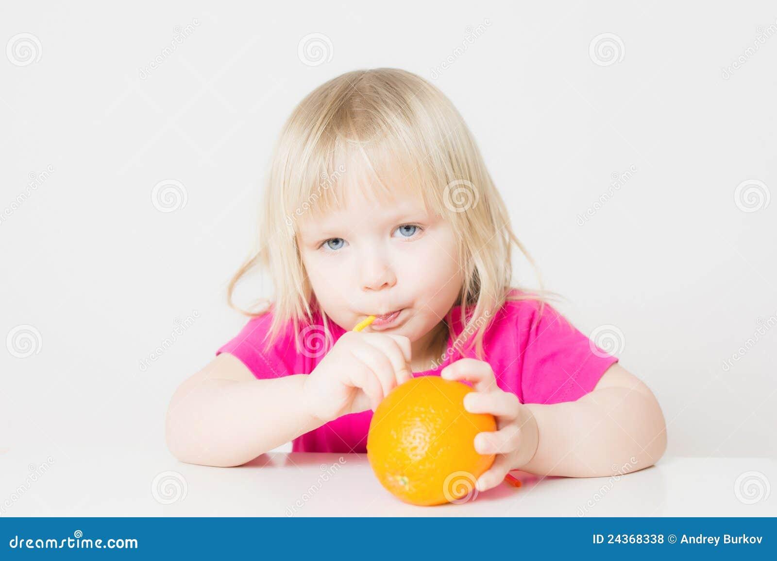 Baby sinaasappel