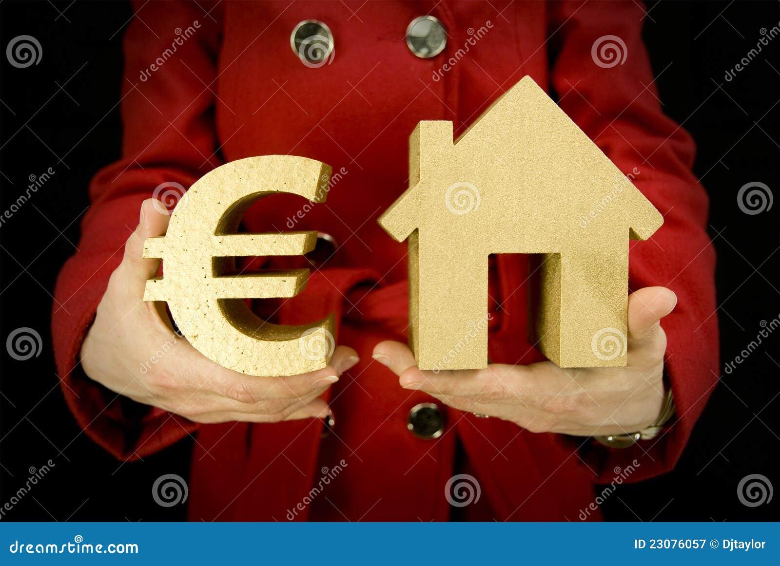 De aankoop van het huis