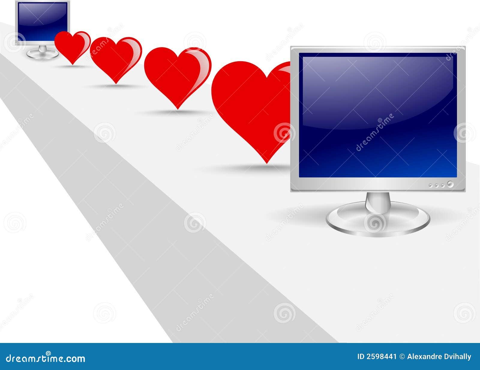 De aansluting van de liefde