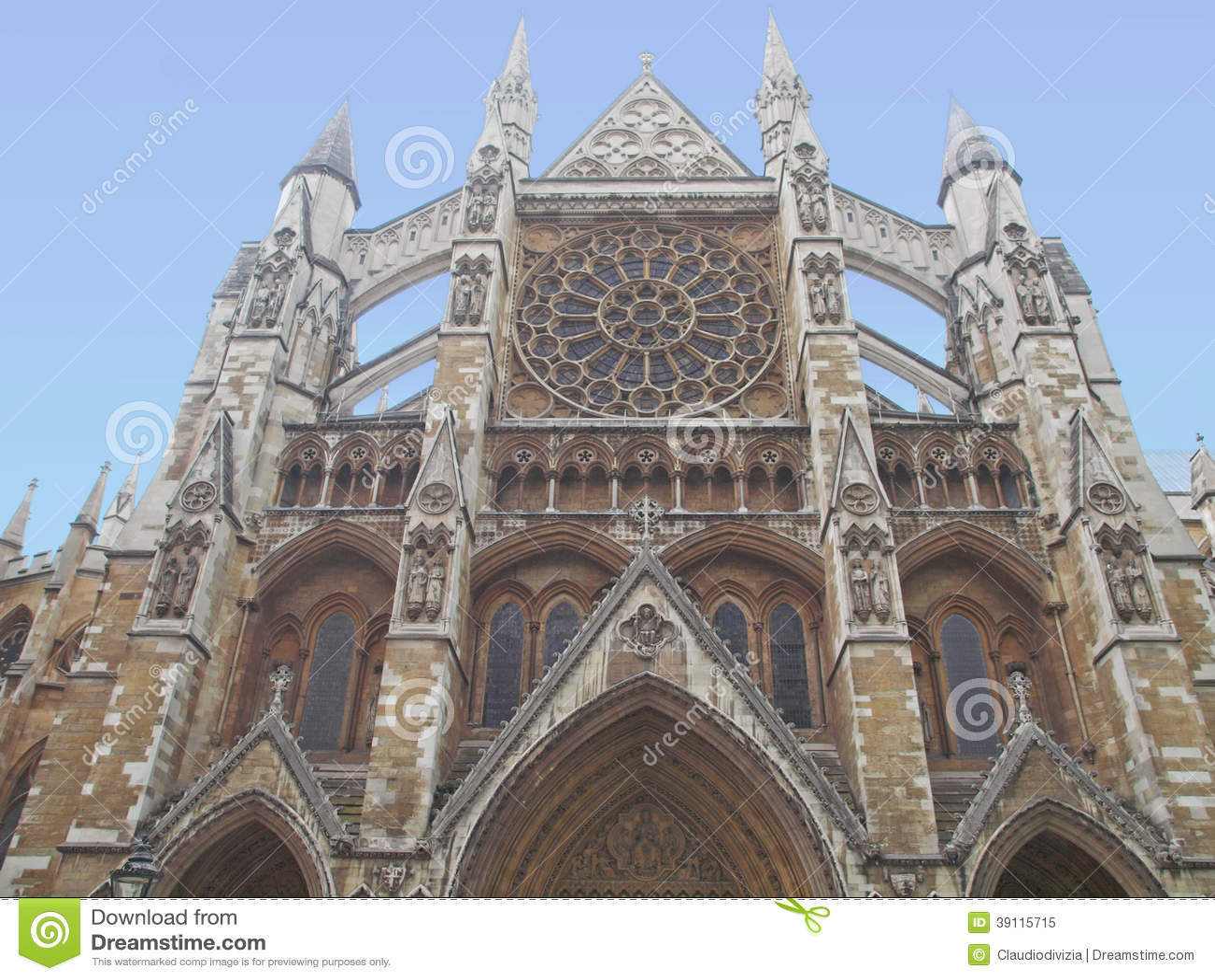 De Abdij van Westminster