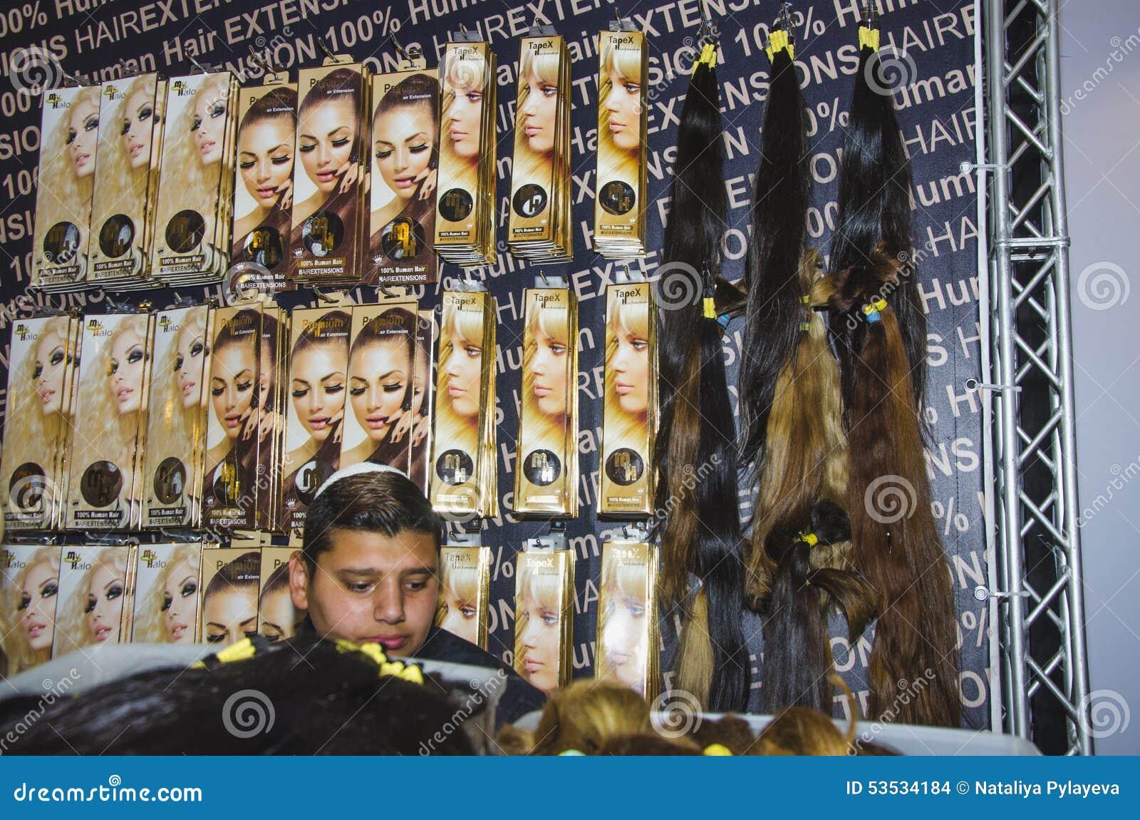 27 de abril - telefone Aviv ISRAEL - perucas do vendedor - beleza de OMC Cosmo, 2015