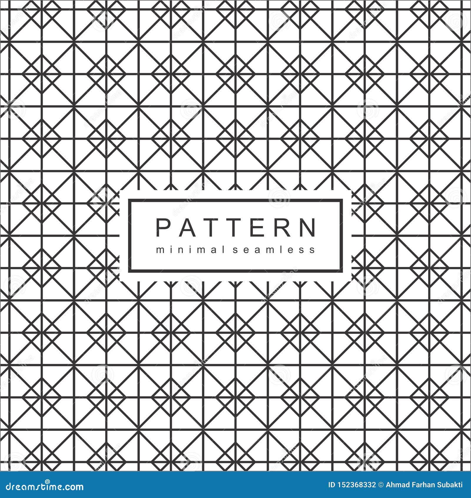 De abstracte Geomatric-Achtergrond van het Lijnpatroon