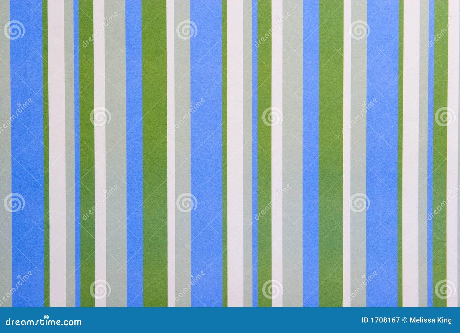 De abstracte Gestreepte Achtergrond van de Kleur