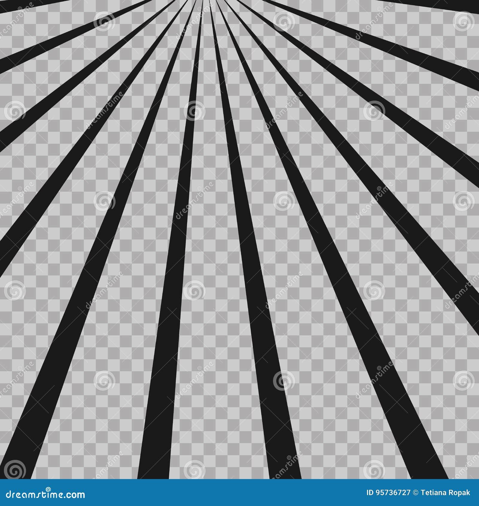 De abstracte grappige achtergrond van de explosie radiale lijnen van de boekflits Illusiestralen Retro element van het sunburstGr