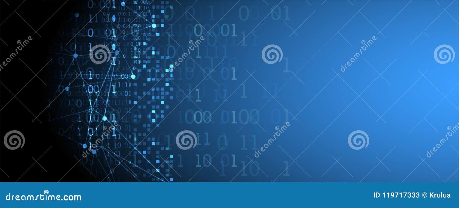 De abstracte raad van de technologiekring Communicatie concept