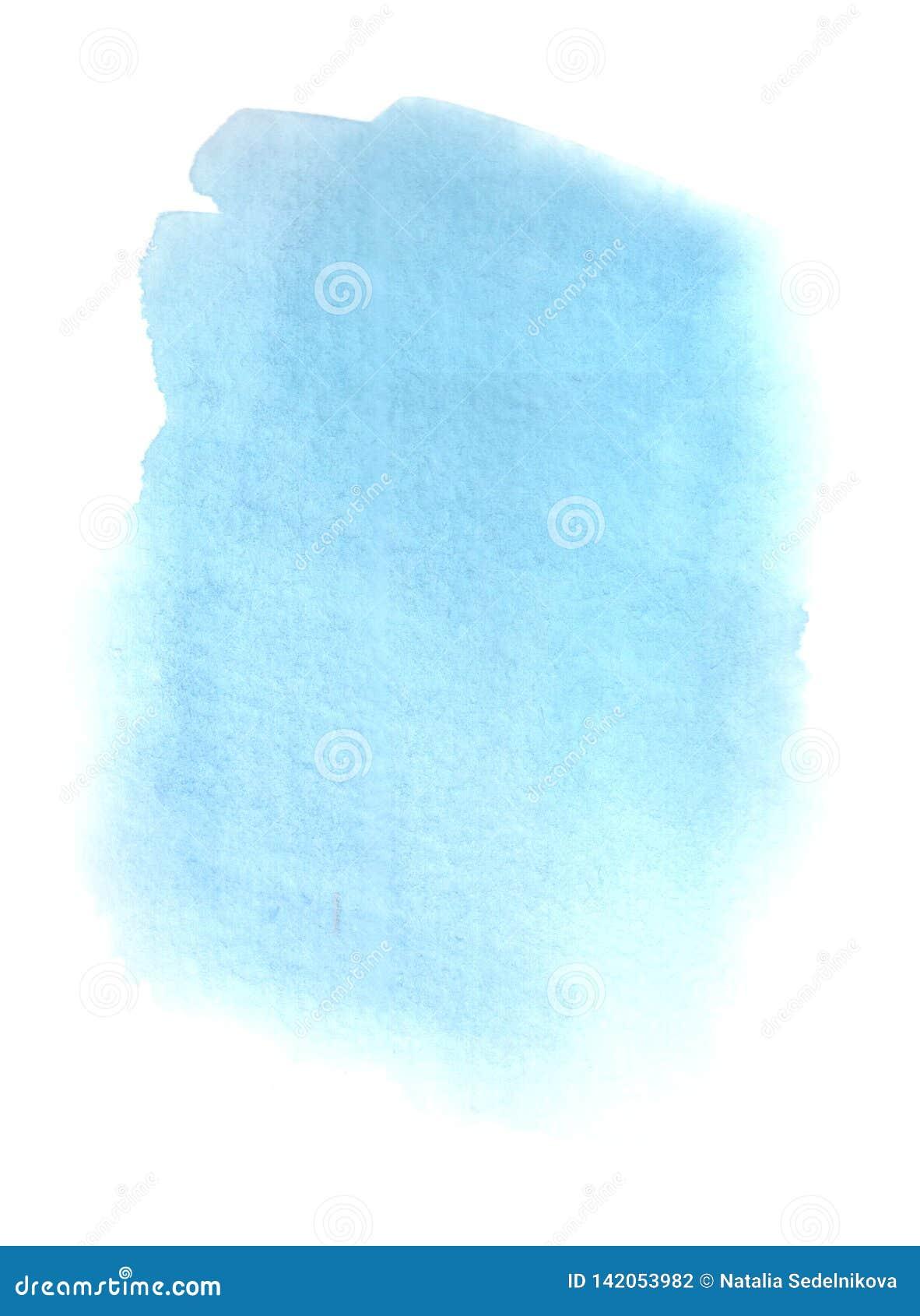 De achtergrond is lichtblauw