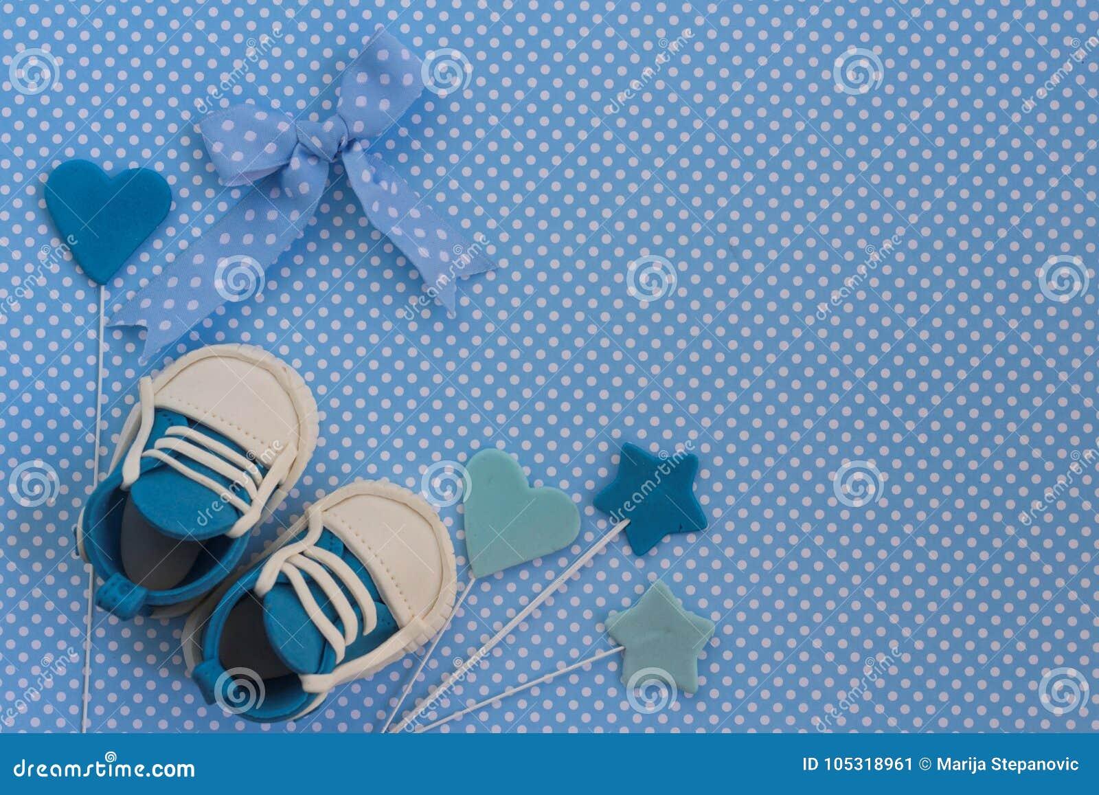 De achtergrond van de babydouche
