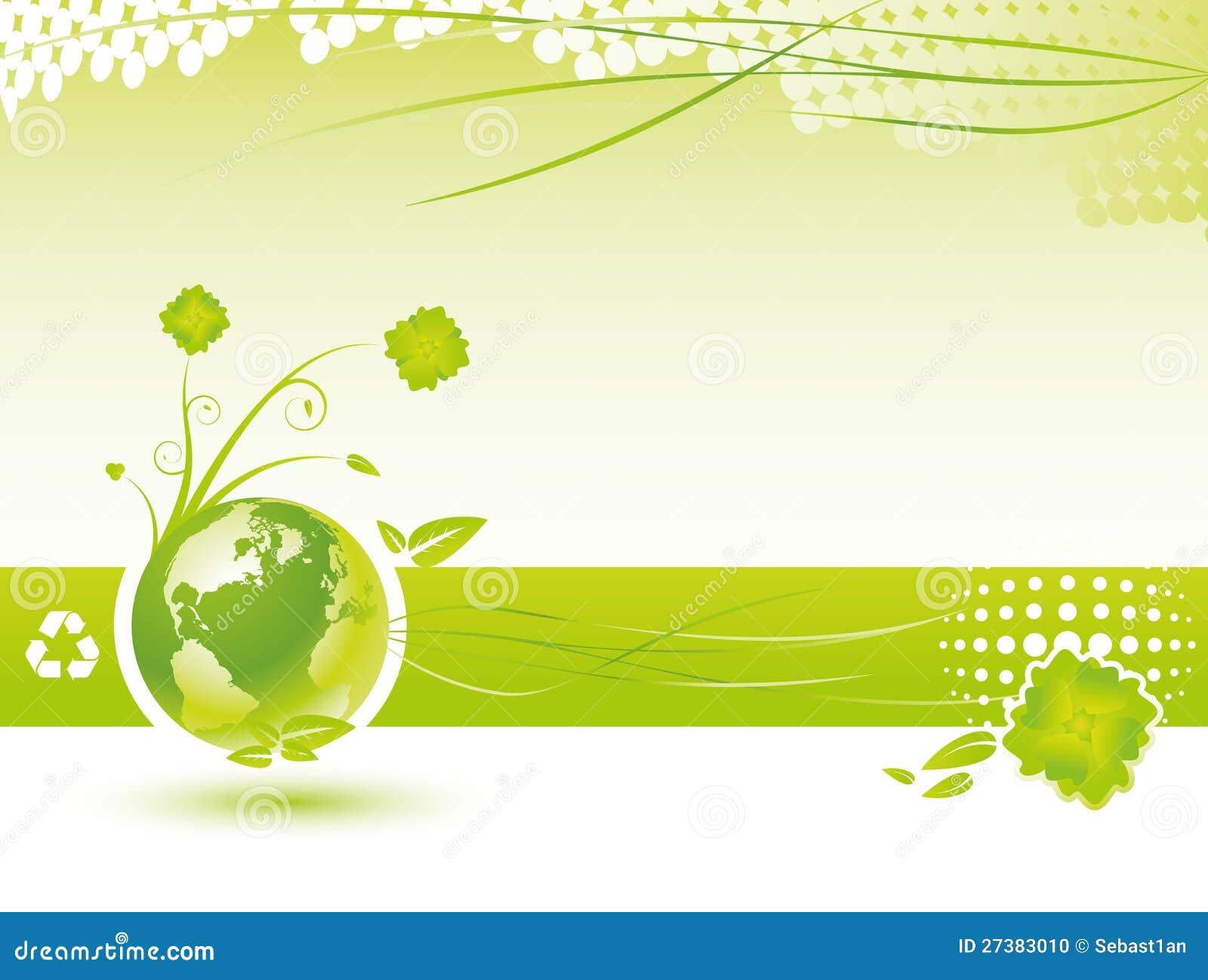 De achtergrond van de ecologie