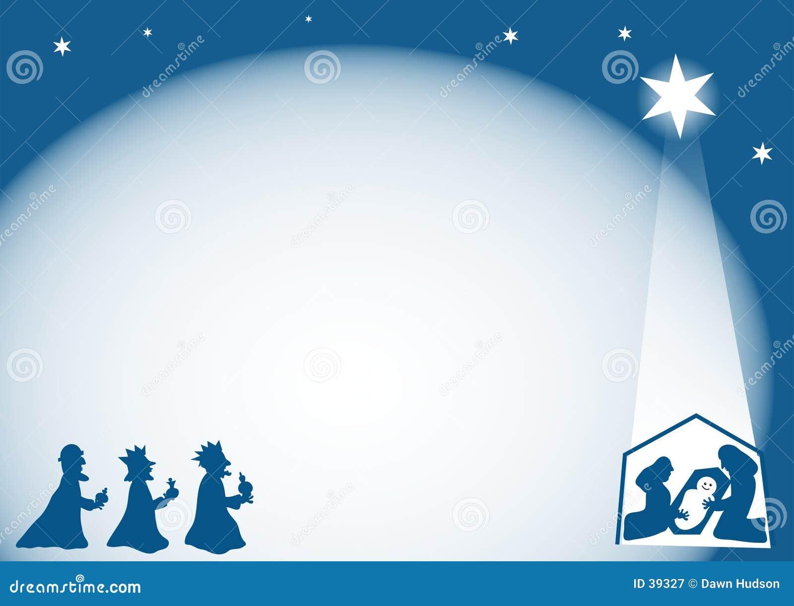 De Achtergrond van de geboorte van Christus