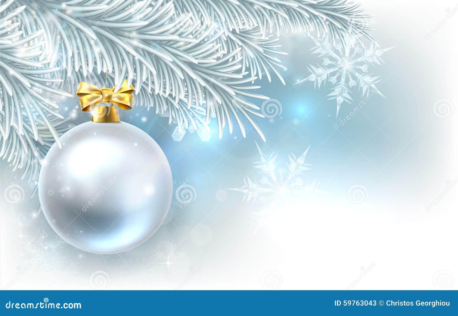 De Achtergrond van de kerstboomsnuisterij