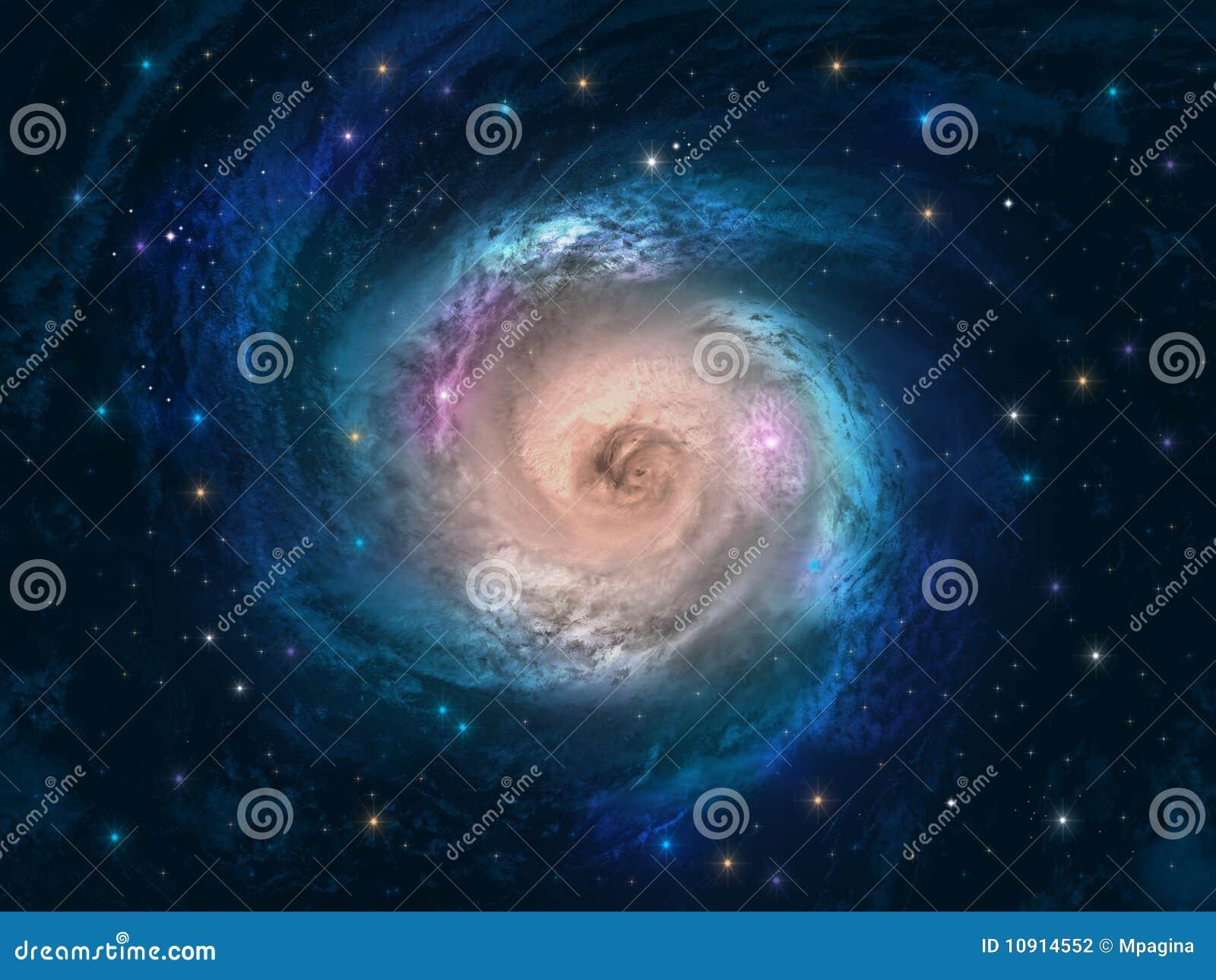 De achtergrond van de kosmos
