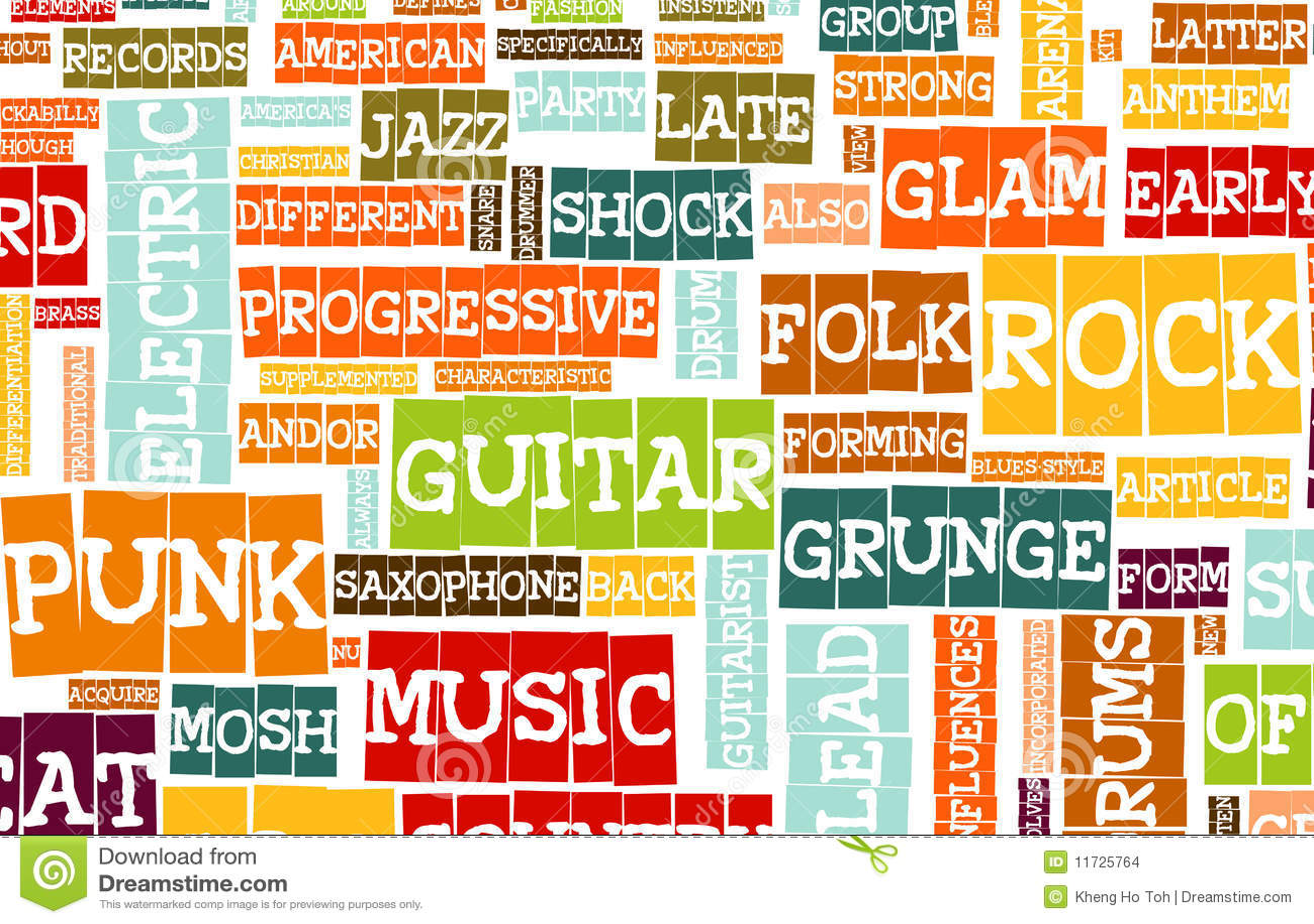 De Achtergrond van de muziek