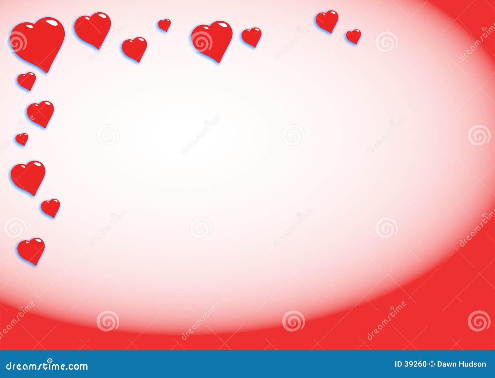 De Achtergrond van harten