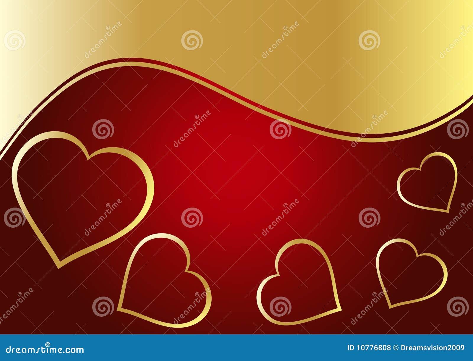 De achtergrond van het hart