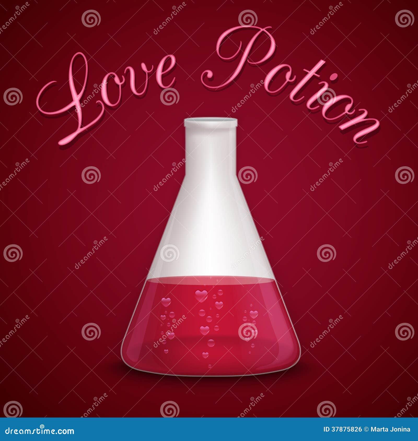 De achtergrond van het liefdedrankje