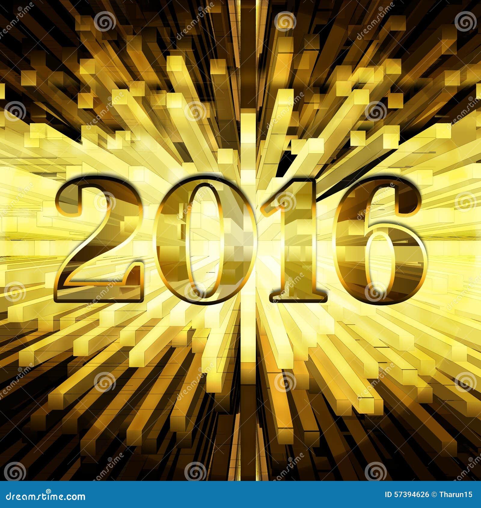 De achtergrond van het nieuwjaar