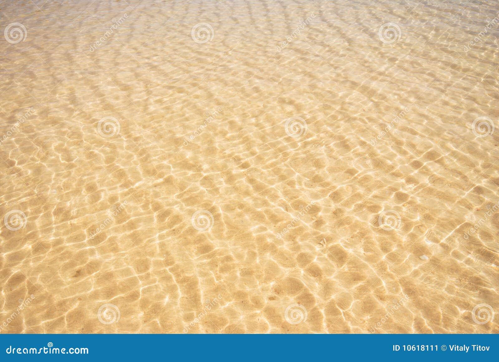 De achtergrond van het overzeese water stock afbeelding afbeelding 10618111 - Groen behang van het water ...