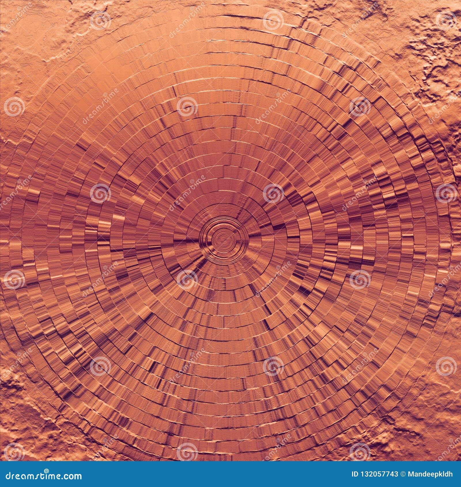 De Achtergrond van het pastelkleurthema Brons Geweven Achtergrond