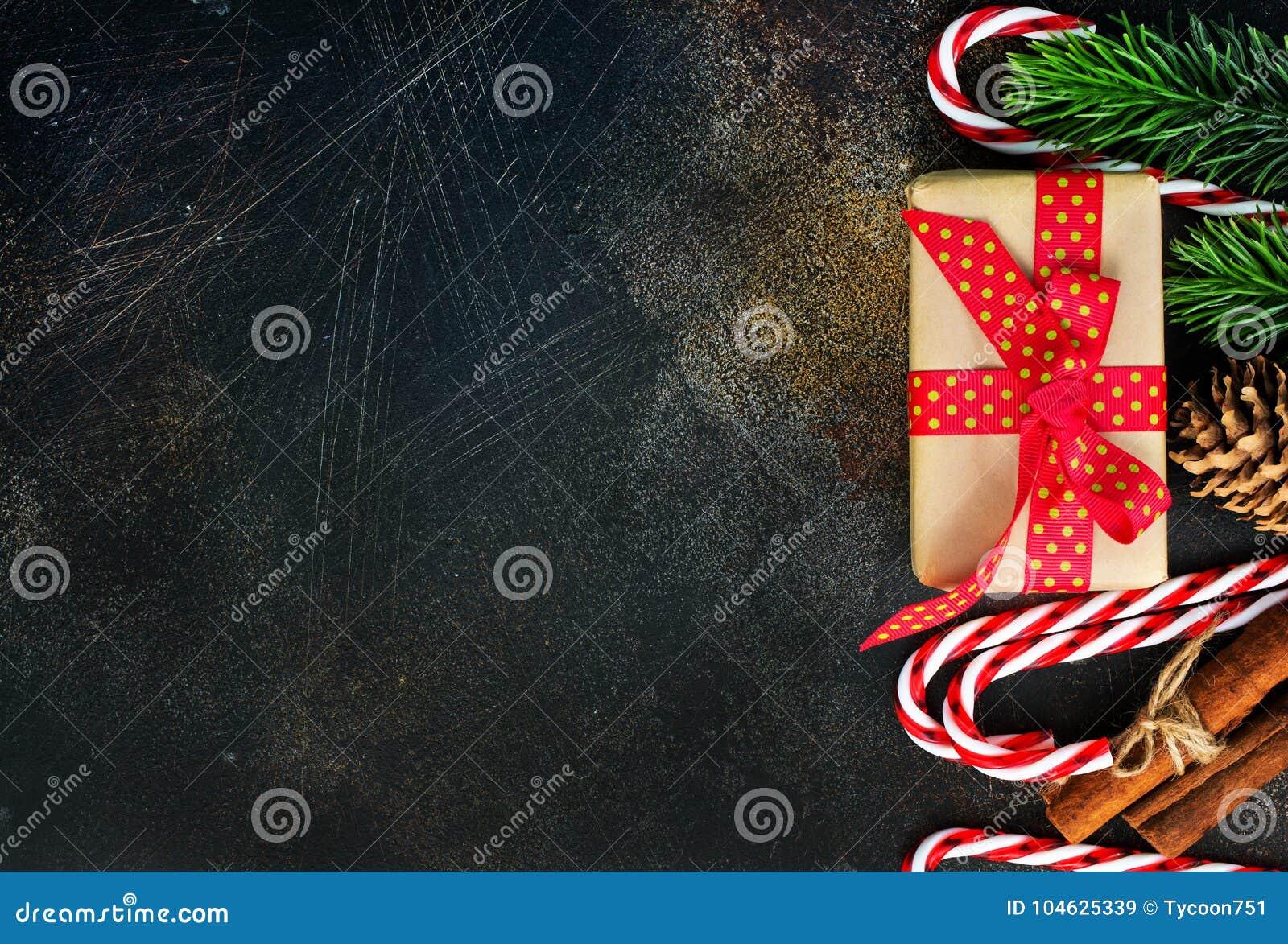 Download De Achtergrond Van Kerstmis Stock Afbeelding - Afbeelding bestaande uit nieuw, feestelijk: 104625339