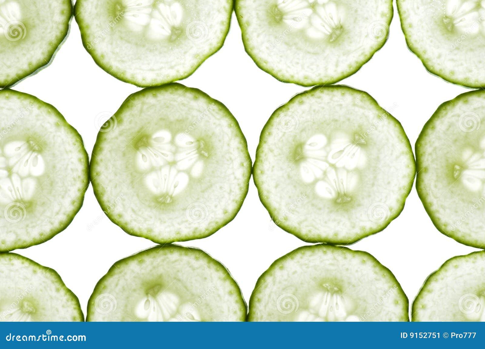 De achtergrond van komkommers stock afbeelding afbeelding 9152751 - De komkommers ...