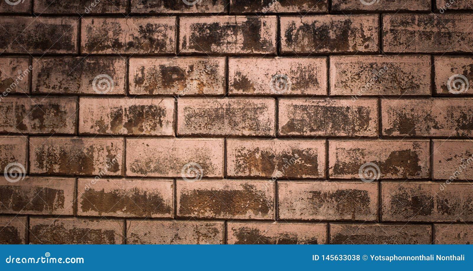 De achtergrond van de muur