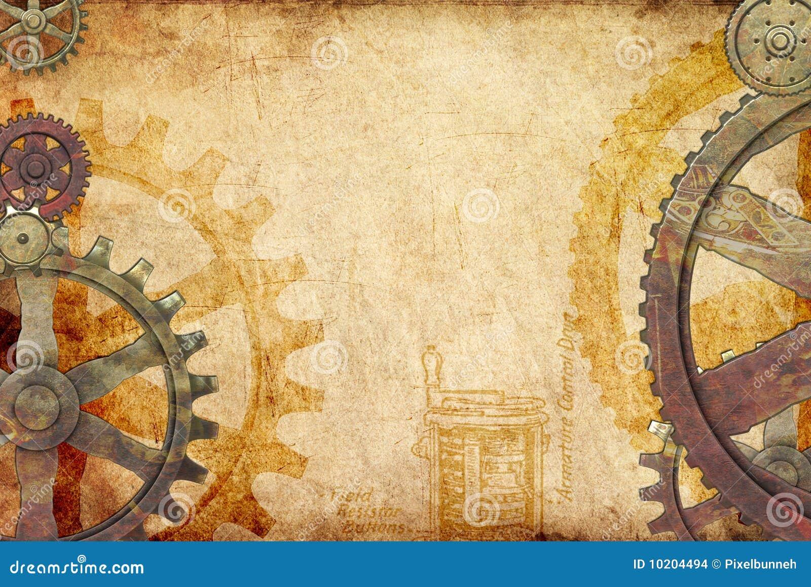 De Achtergrond van Steampunk