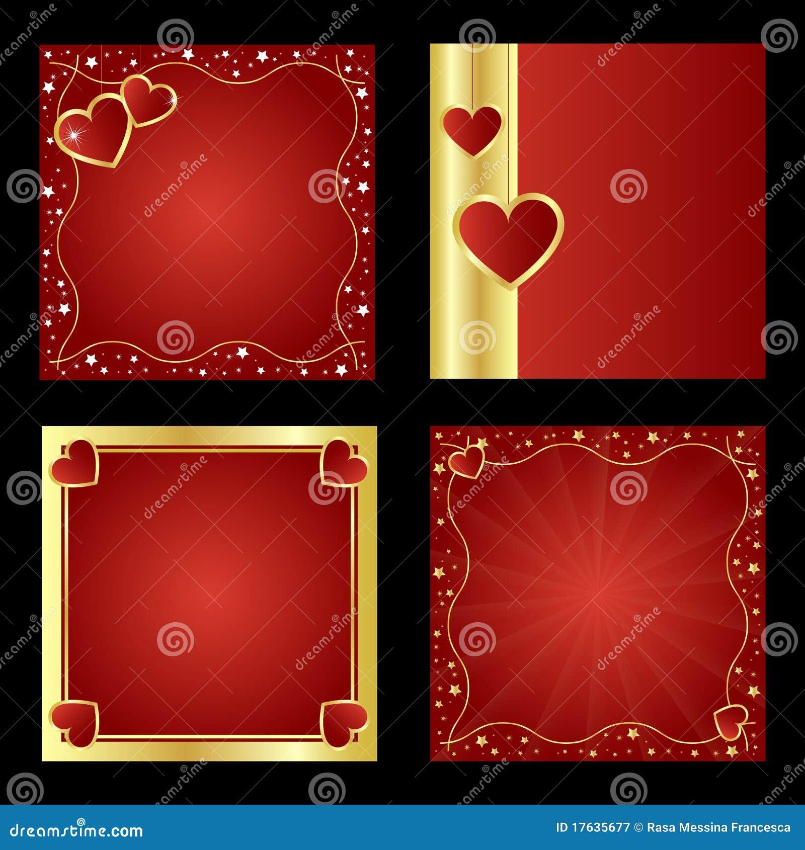 De achtergronden van de valentijnskaart