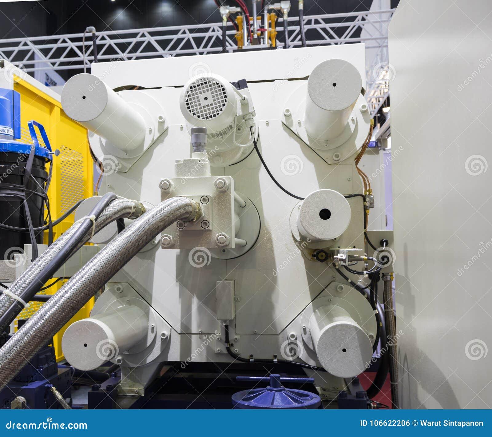 De alta pressão morre a máquina de carcaça