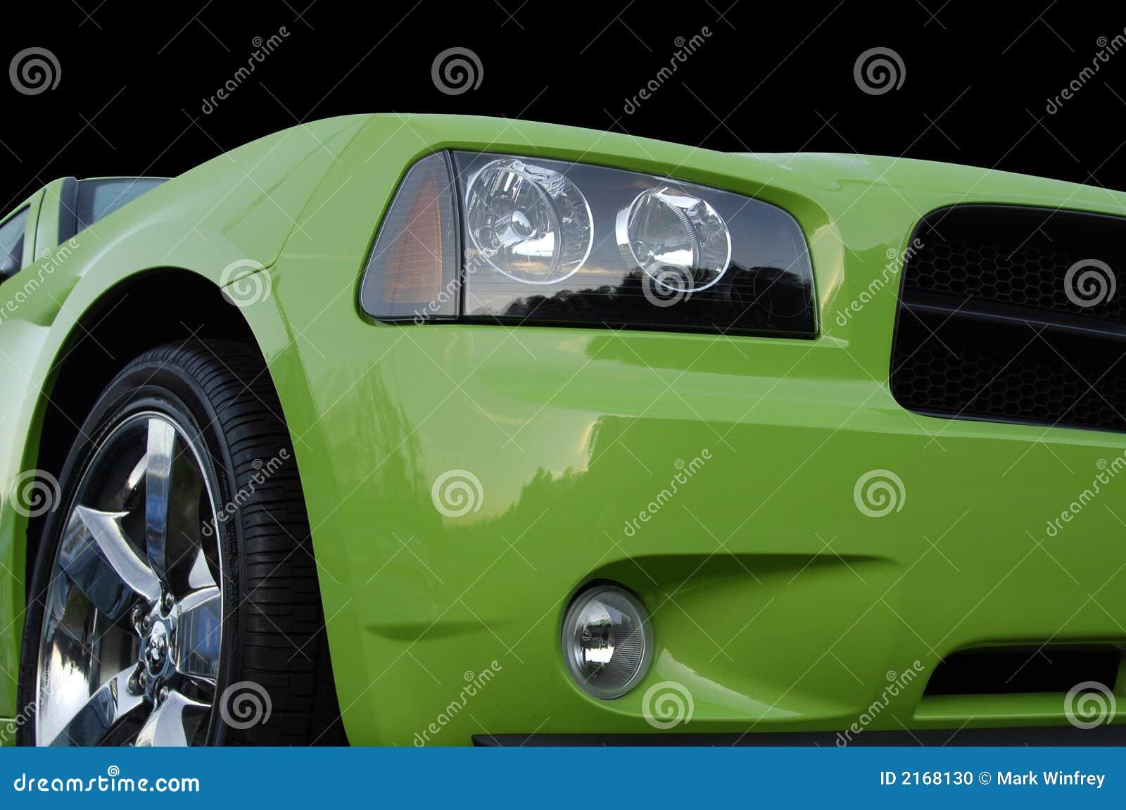 De Amerikaanse Auto van de Spier