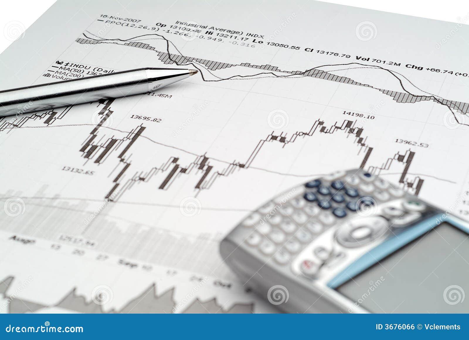 De Analyse van de Effectenbeurs