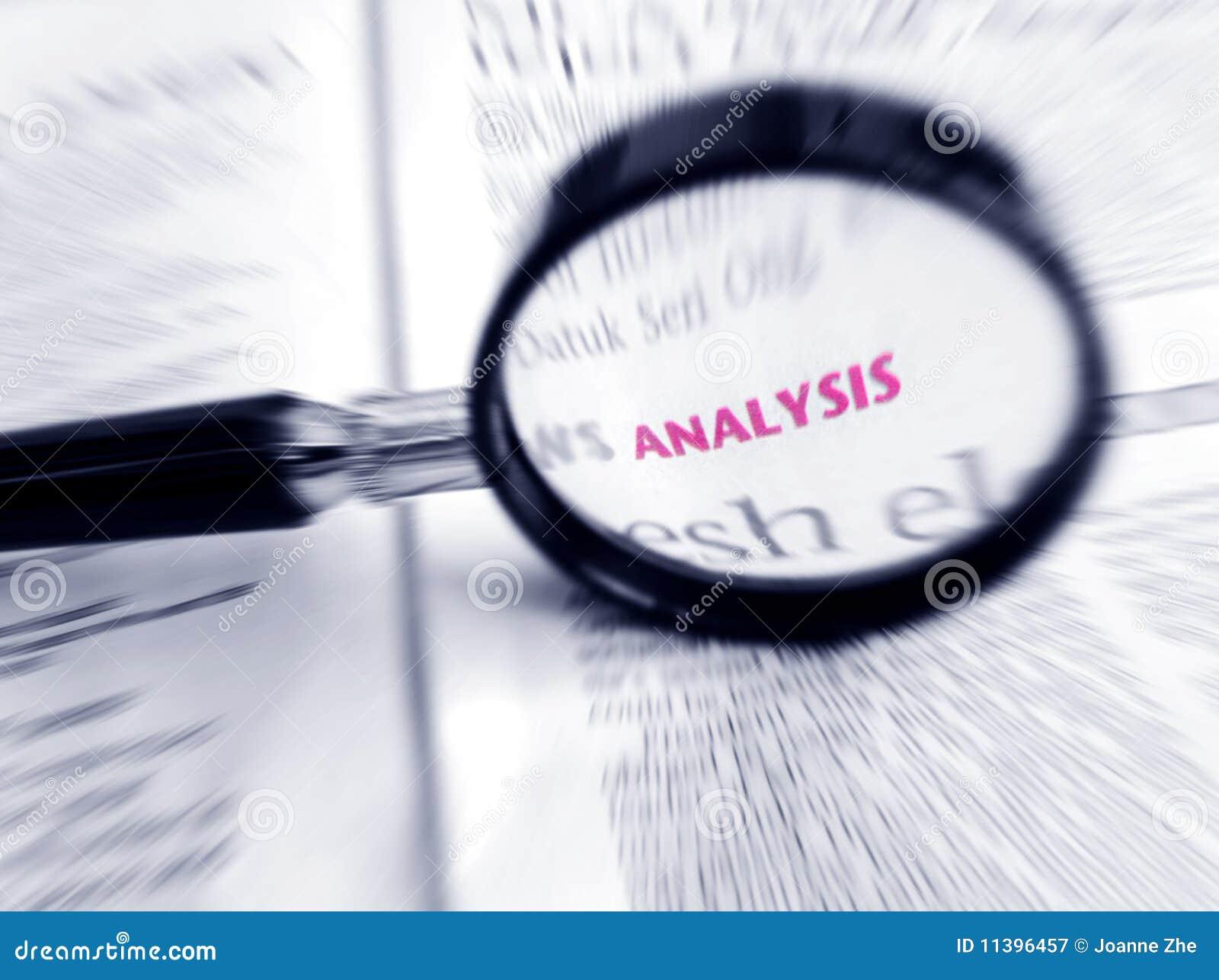 De Analyse van Word in nadruk
