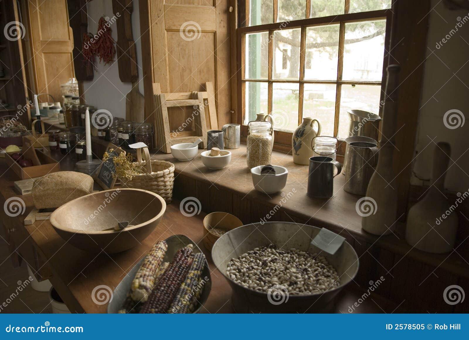 De Apparatuur van de keuken