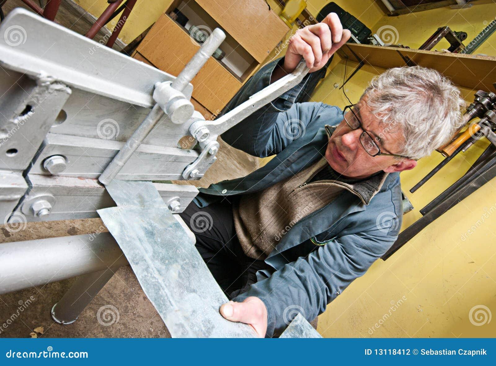De Arbeider van het metaal