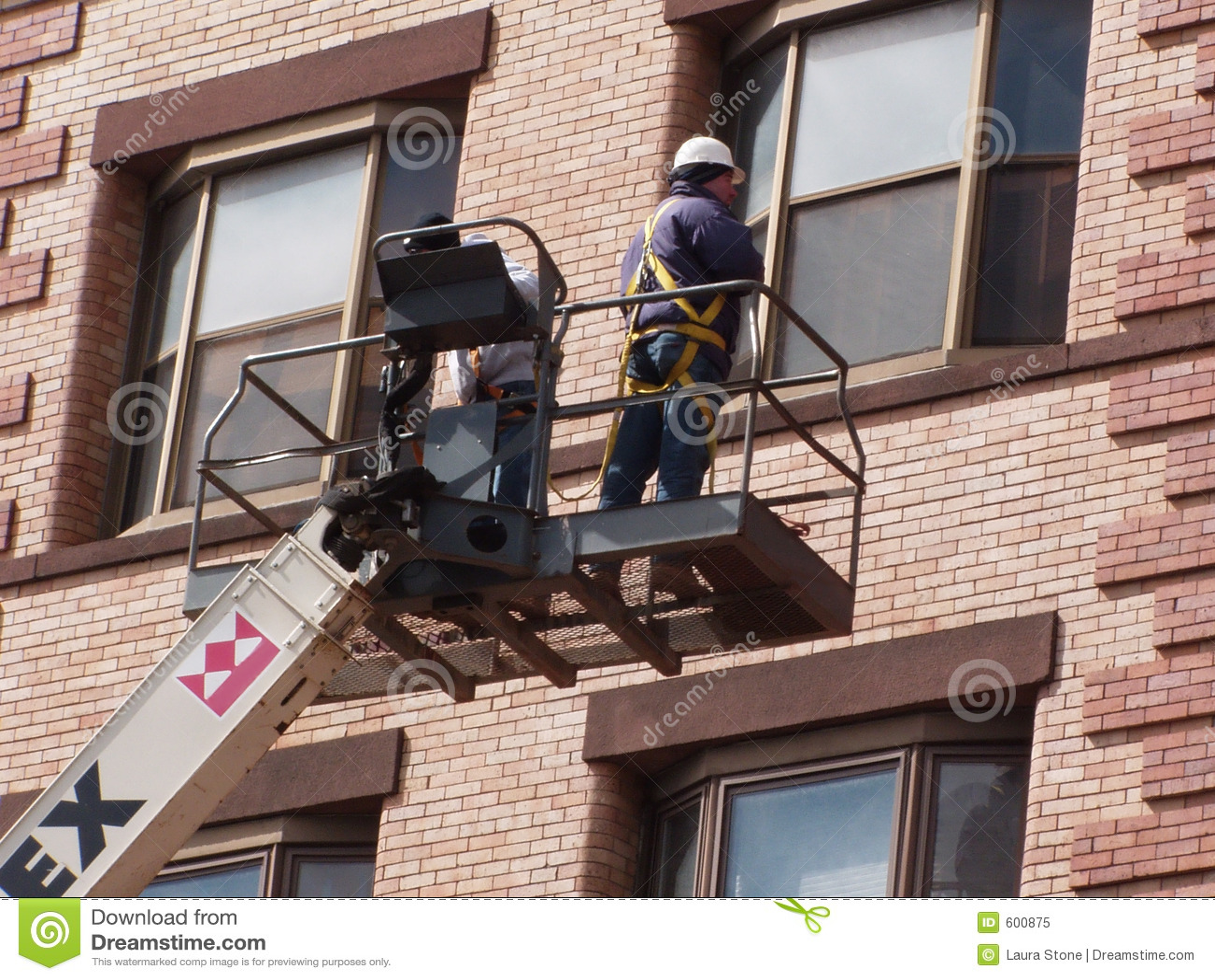 De Arbeiders van het onderhoud