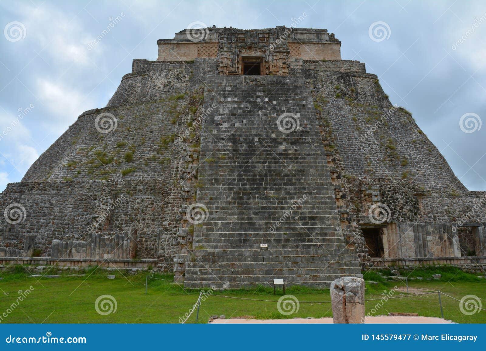 De Archeologische Plaats van Uxmal
